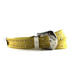 Cintura Indianina 4cm Gialla