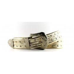 Cintura Indianina 4cm Oro