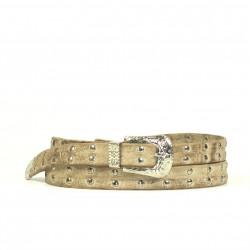 Cintura Indianina 2cm Vintage (doble vuelta)