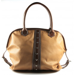 Colonial Brown Borsa Shopping