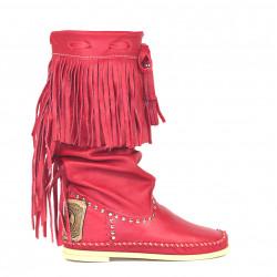 Red Frange