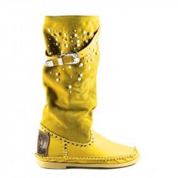 Yellow Scamosciato