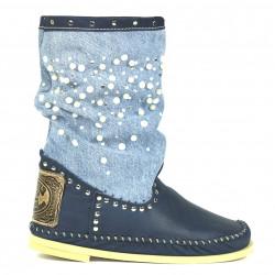 Jeans Tronchetto