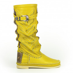 Yellow Traforato